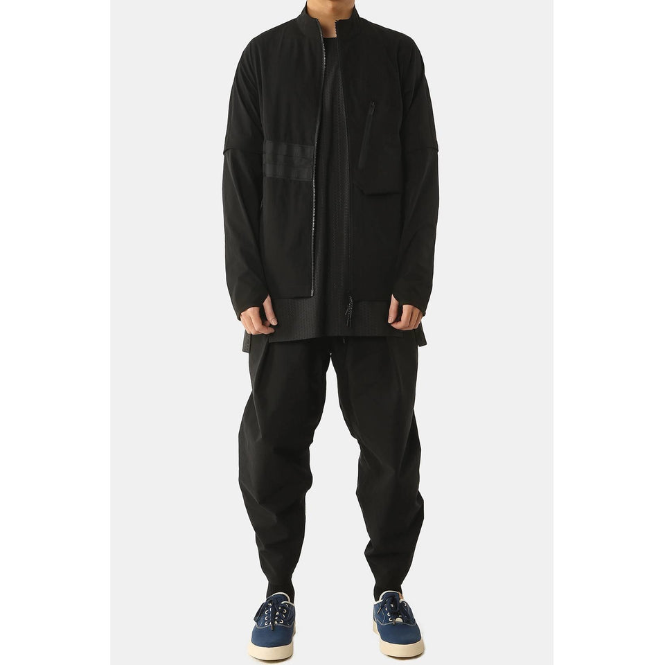 Pleated City Pants - Aesthetic Homage  | Techwear | Noragi | Lhamo | Men's Kimono