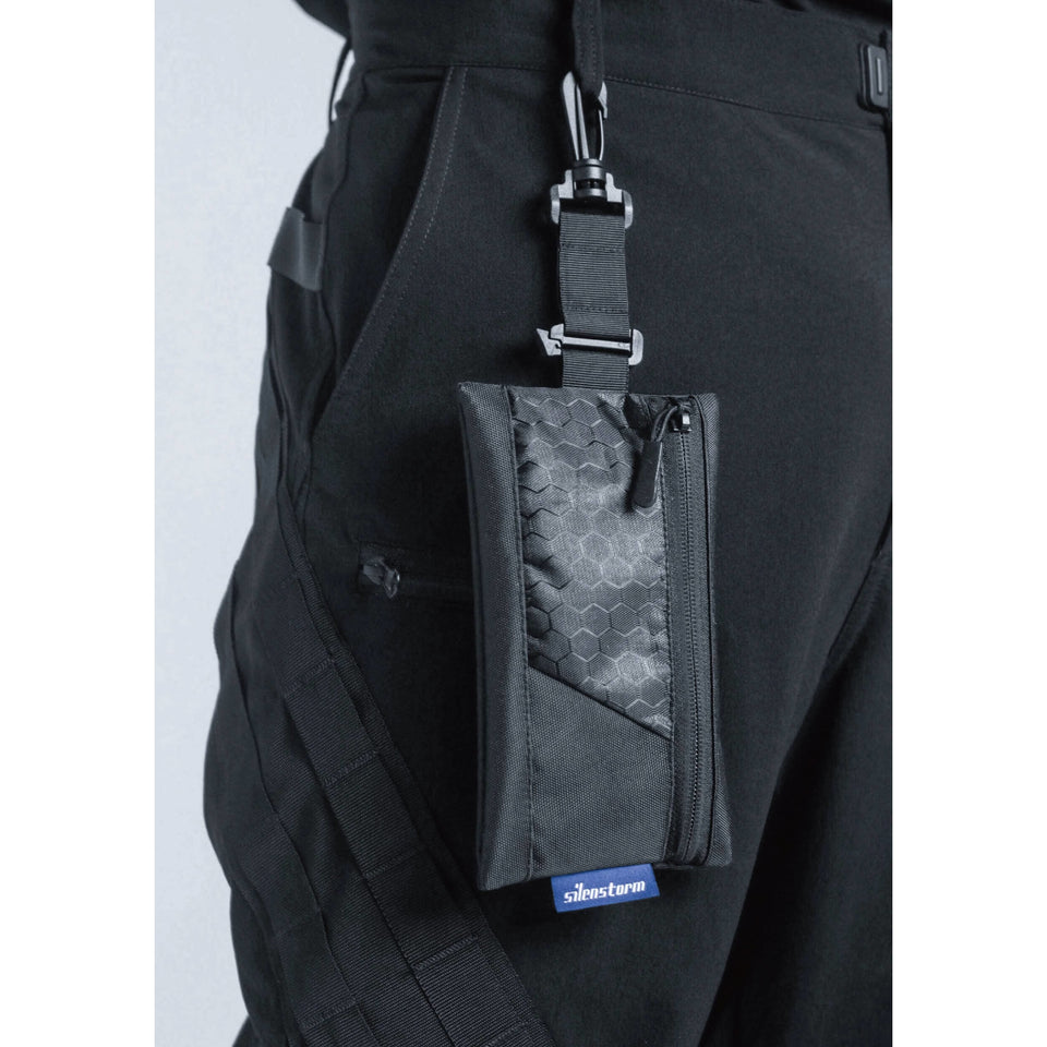 Modular Coin Attachment - Aesthetic Homage  | Techwear | Noragi | Lhamo | Men's Kimono