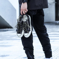 Low Cut Stealth Sneakers - Aesthetic Homage  | Techwear | Noragi | Lhamo | Men's Kimono