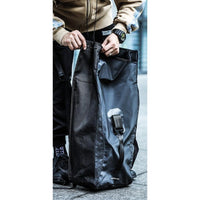 City Bag - Aesthetic Homage  | Techwear | Noragi | Lhamo | Men's Kimono