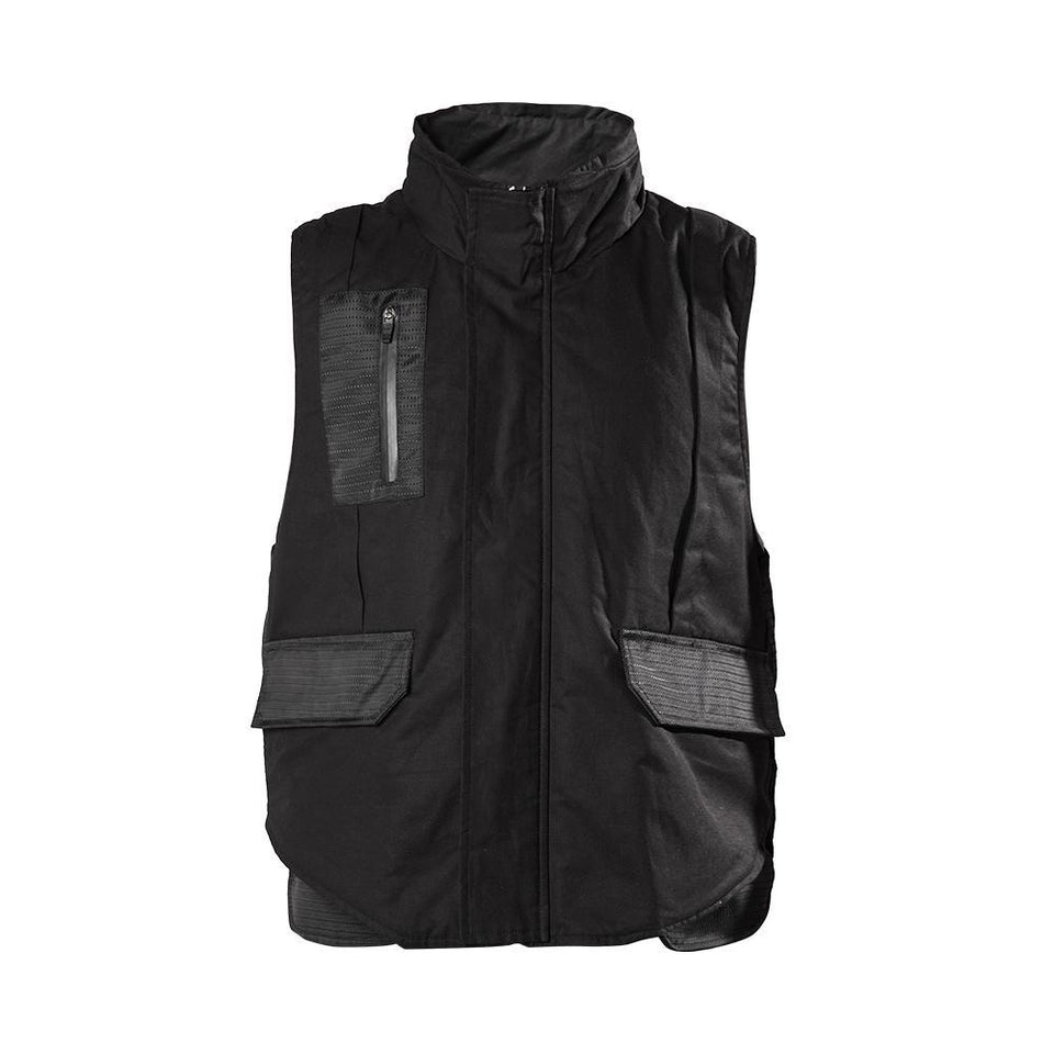 Tactical Tooling Vest - Aesthetic Homage  | Techwear | Noragi | Lhamo | Men's Kimono