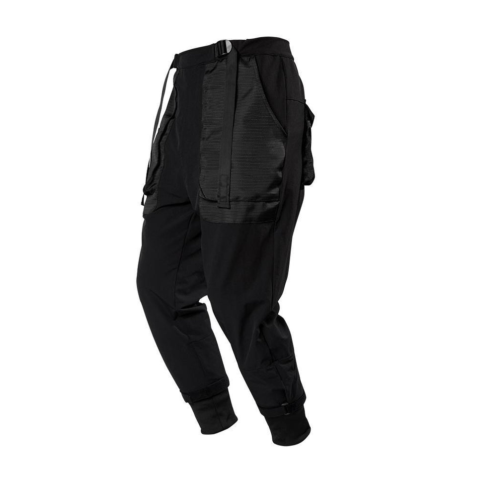 PT-305 Tactical Trousers - Aesthetic Homage  | Techwear | Noragi | Lhamo | Men's Kimono