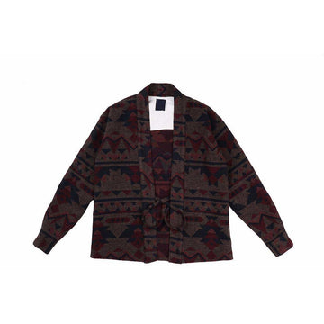 Wool Flannel Noragi