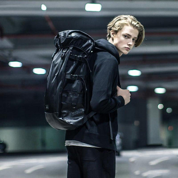 UBC-8 Backpack - Aesthetic Homage  | Techwear | Noragi | Lhamo | Men's Kimono