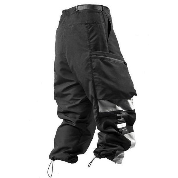 Light-Weight 9/L PT Pants - Aesthetic Homage  | Techwear | Noragi | Lhamo | Men's Kimono