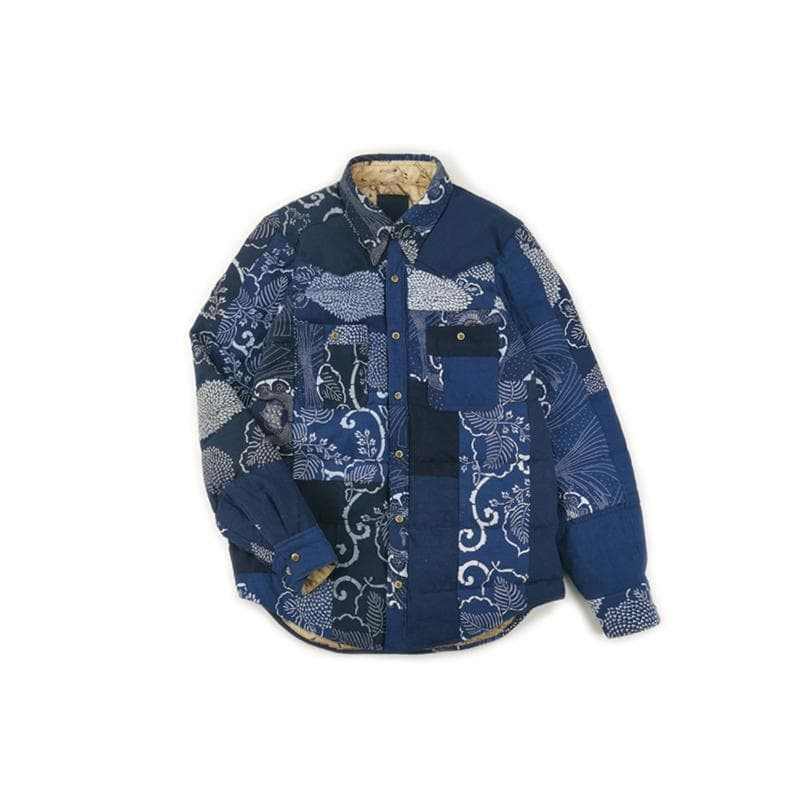 Bandana Patchwork Jacket - Aesthetic Homage