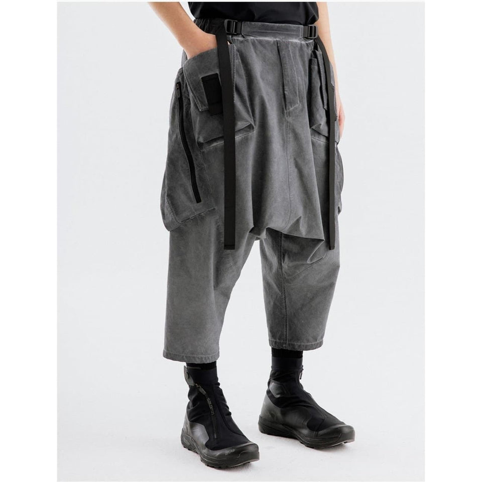 Distressed Samurai Pants