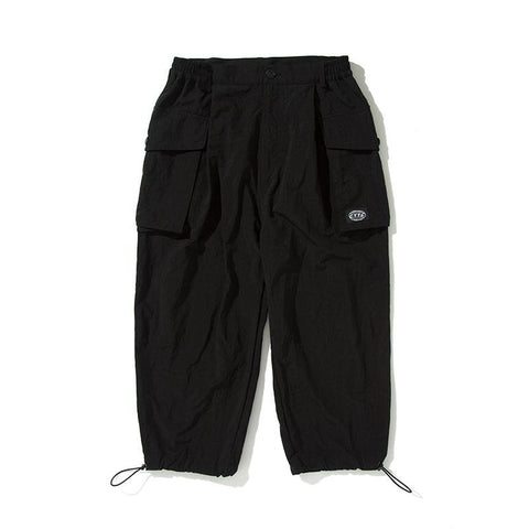 Baggy Paratrooper Pants - Aesthetic Homage | Noragi | Lhamo