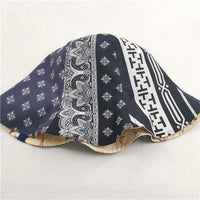Bandana Fisherman Hat