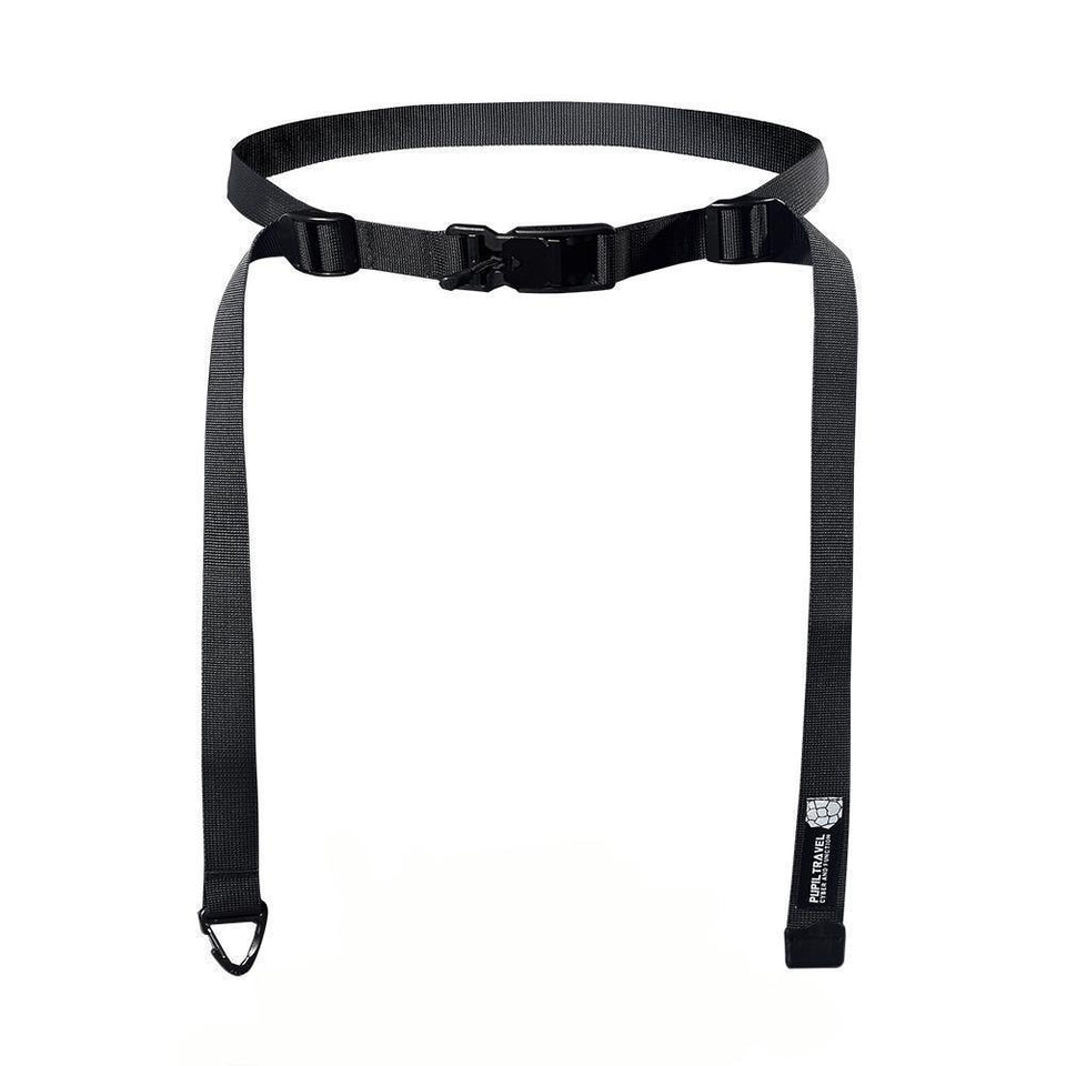 Quick-Release Double Streamer Belt - Aesthetic Homage  | Techwear | Noragi | Lhamo | Men's Kimono