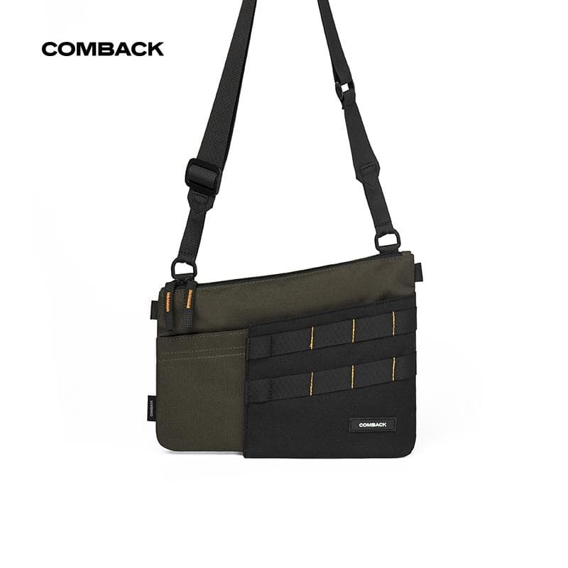 Uni-Process Shoulder Bag