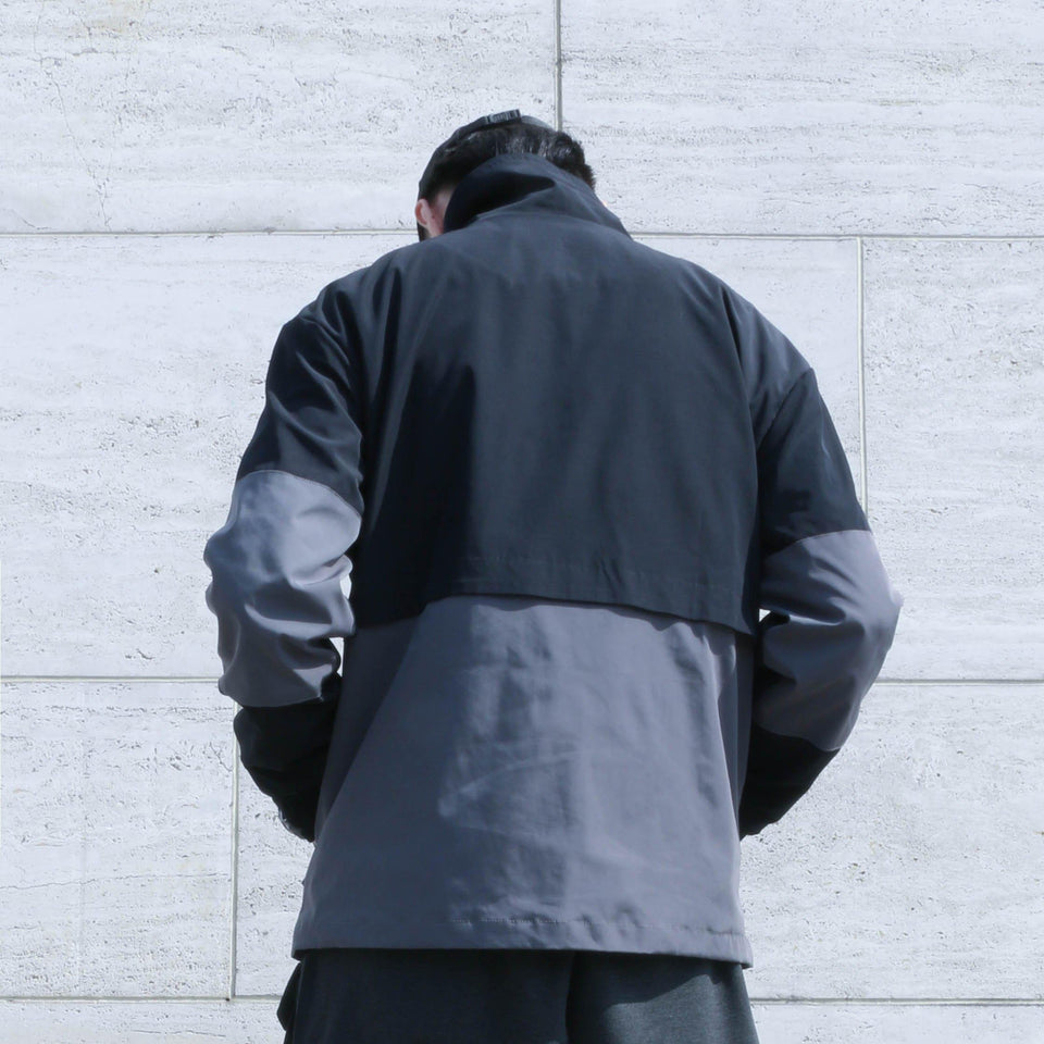 Water-resistant Coach Jacket - Aesthetic Homage  | Techwear | Noragi | Lhamo | Men's Kimono