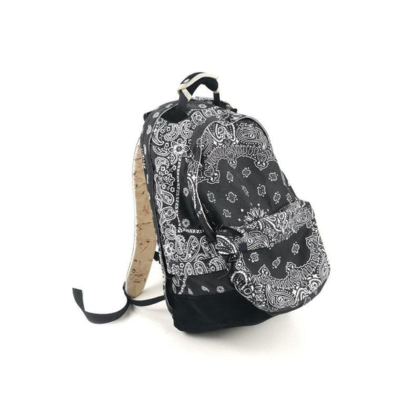 Bandana Backpack - Aesthetic Homage  | Techwear | Noragi | Lhamo | Men's Kimono