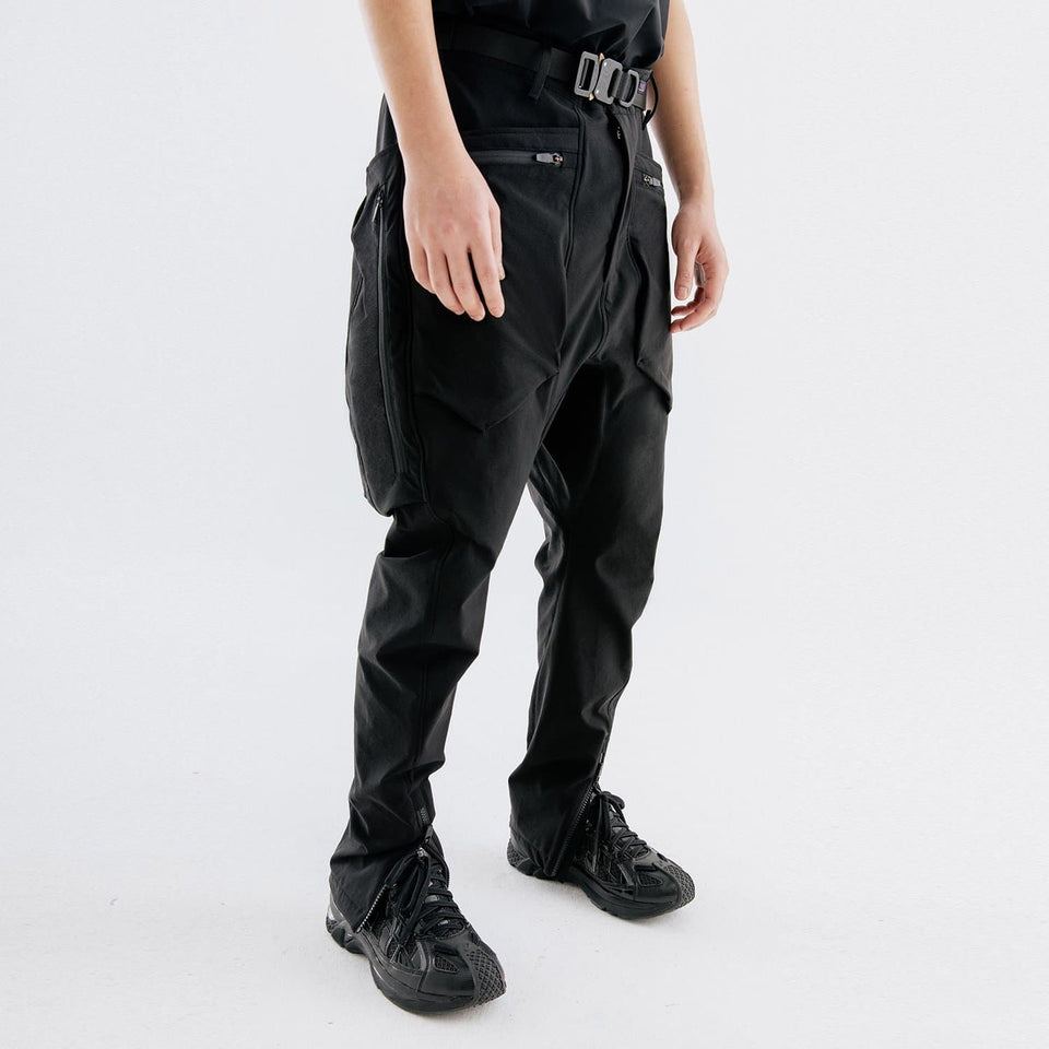 Heavyweight Flared Trousers
