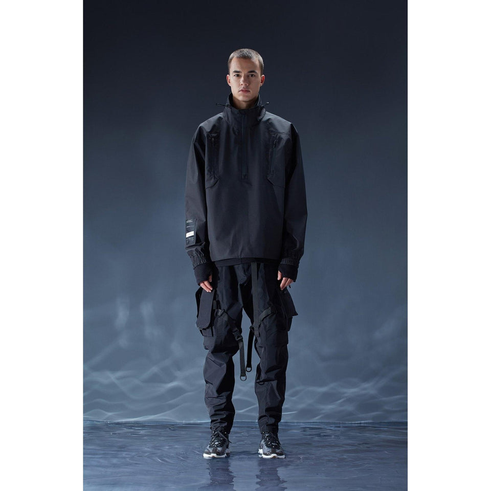 Waterproof PT Pants - Aesthetic Homage  | Techwear | Noragi | Lhamo | Men's Kimono