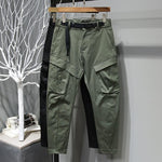 SFO-105 City Pants - Aesthetic Homage  | Techwear | Noragi | Lhamo | Men's Kimono