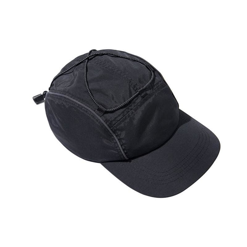 Waterproof Commuter Cap - Aesthetic Homage  | Techwear | Noragi | Lhamo | Men's Kimono