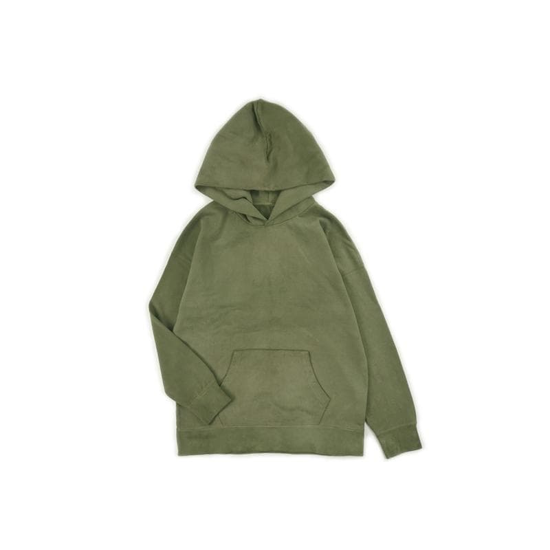 Natural Dyed Oversize Hoodie - Aesthetic Homage  | Techwear | Noragi | Lhamo | Men's Kimono