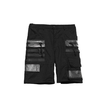 AN-CRA73 PVC Pocket Shorts