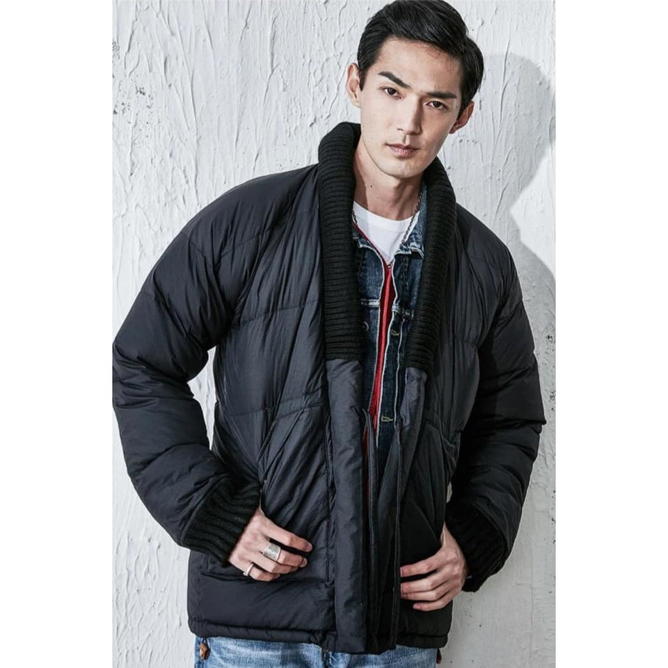 Noragi Bubble Jacket - Aesthetic Homage
