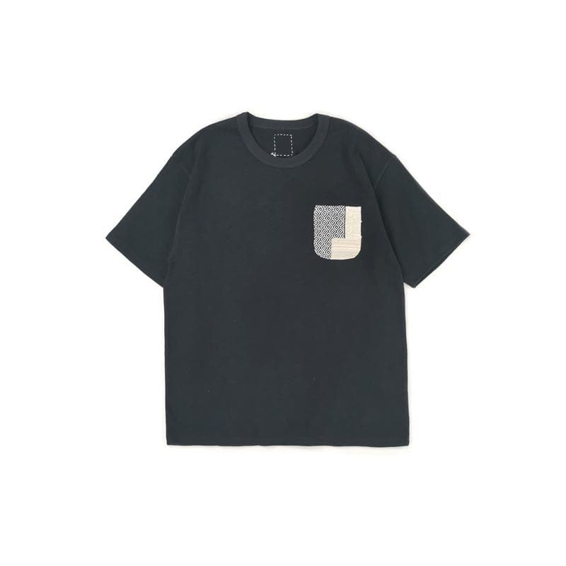Loose Jumbo Pocket Tee