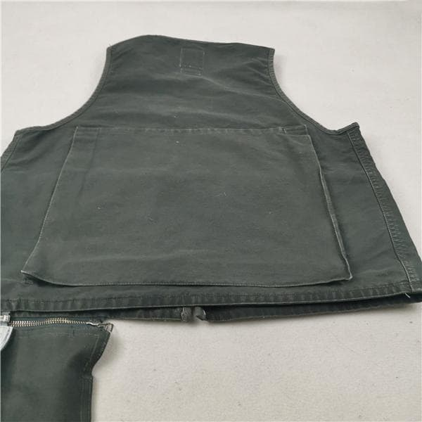 Washed Fishermans Vest