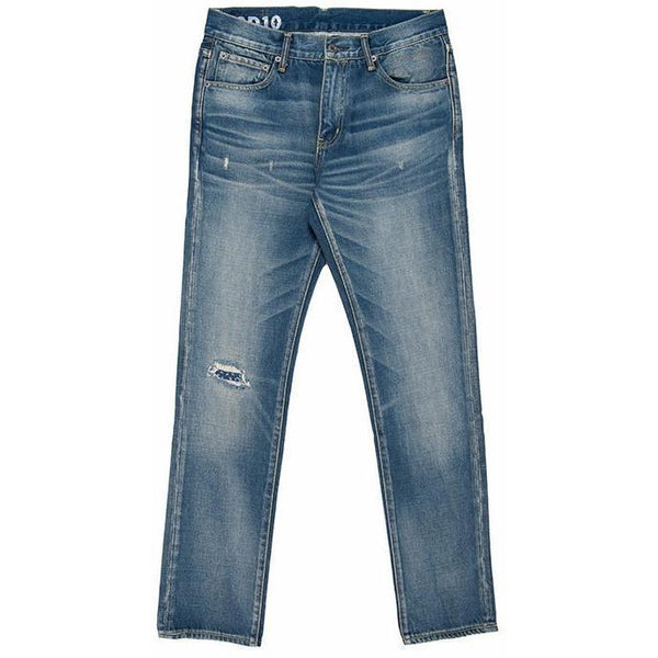 Wenlei Lightwash Jeans in  - Aesthetic Homage