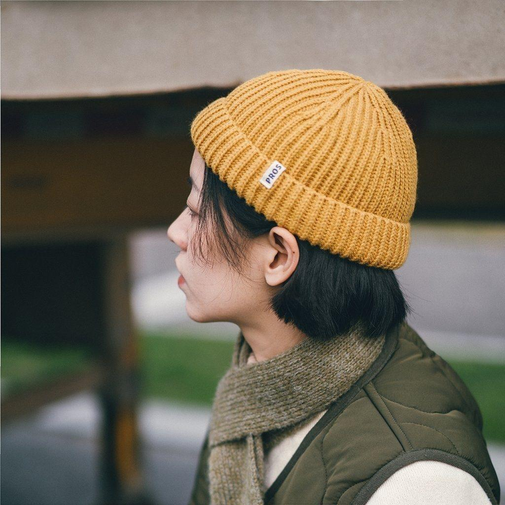 Knit Winter Hat - Aesthetic Homage | Noragi | Lhamo