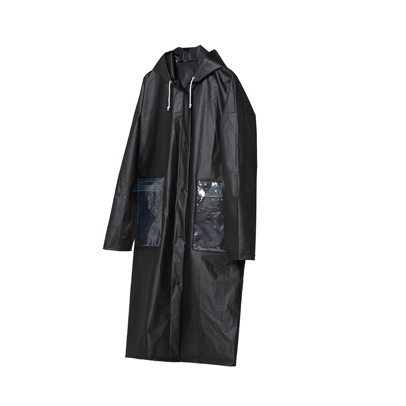 PVC Raincoat - Aesthetic Homage | Noragi | Lhamo