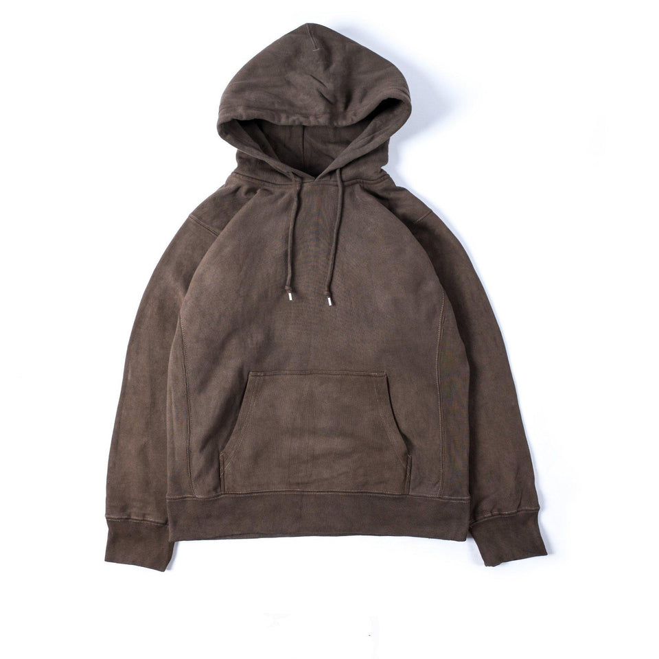 Heavyweight Dyed Hoodie - Aesthetic Homage  | Techwear | Noragi | Lhamo | Men's Kimono