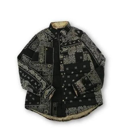 Bandana Jacket - Aesthetic Homage
