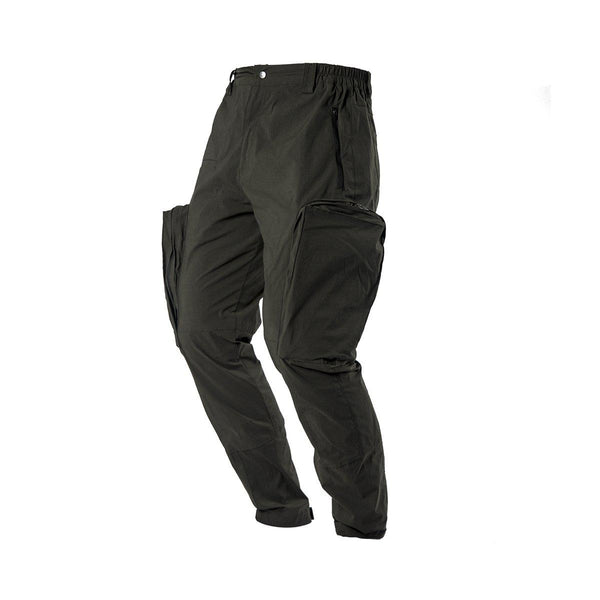 PTI-K-810 Tactical Pants - Aesthetic Homage  | Techwear | Noragi | Lhamo | Men's Kimono