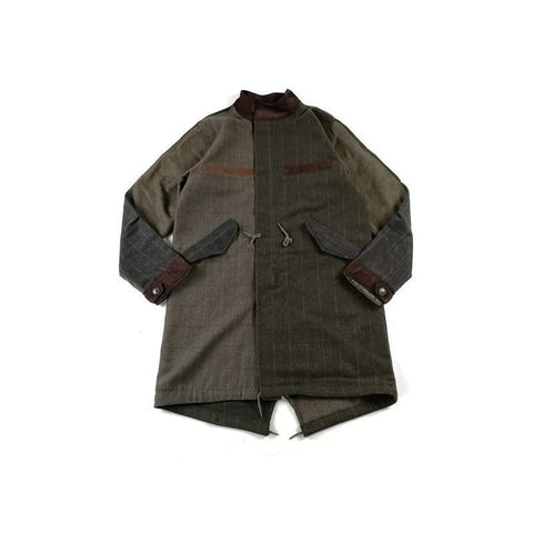 D-51 Military Coat - Aesthetic Homage | Noragi | Lhamo