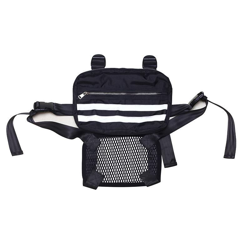 3M Tactical Chest Rig - Aesthetic Homage  | Techwear | Noragi | Lhamo | Men's Kimono