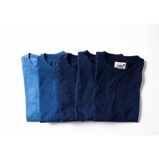 Indigo Dyed Shirt - Aesthetic Homage