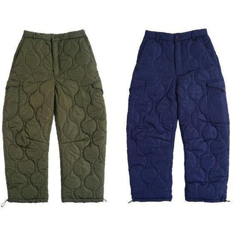 Quilted Pants - Aesthetic Homage | Noragi | Lhamo
