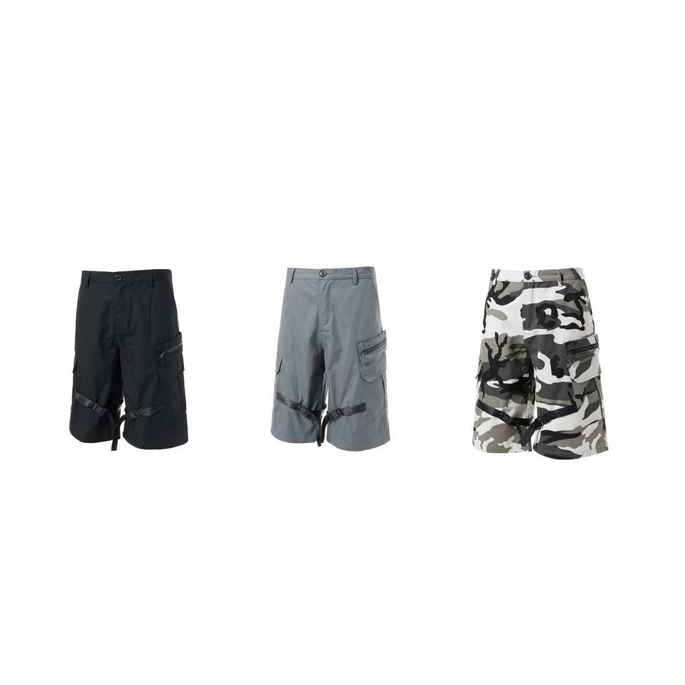 Concealer Tactical Shorts - Aesthetic Homage
