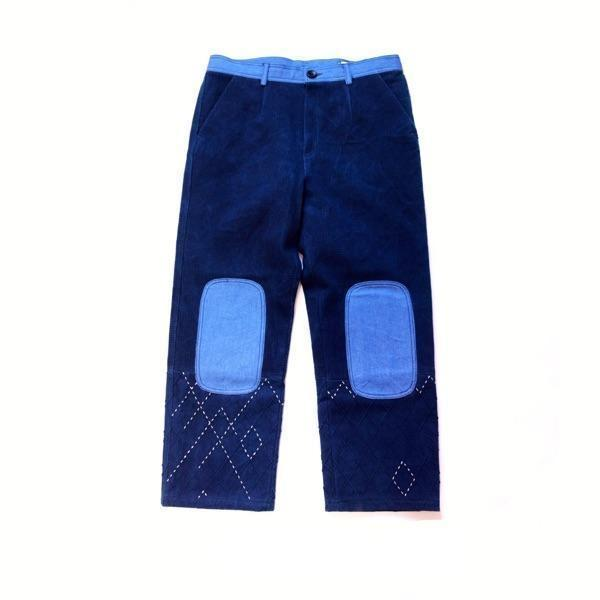 Heavyweight Kendo Pants - Aesthetic Homage | Noragi | Lhamo