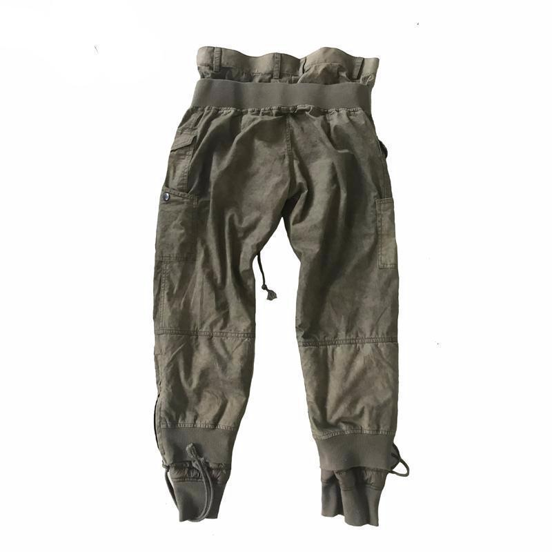 Paratrooper Pants - Aesthetic Homage
