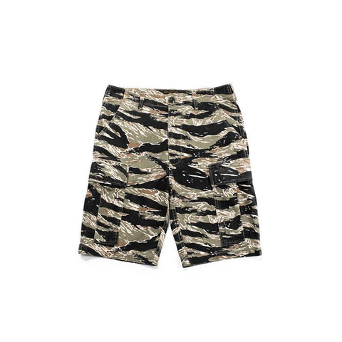 Tiger Camo BDU Shorts in  - Aesthetic Homage