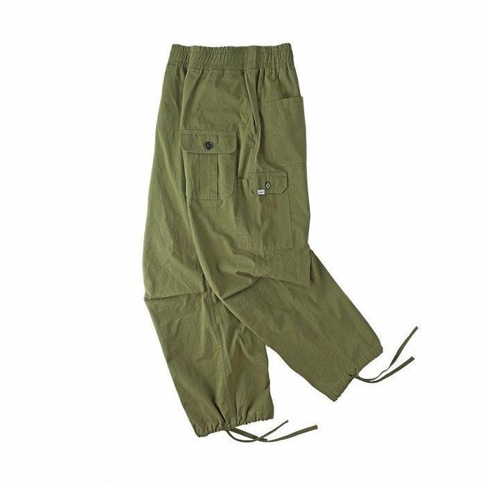 Multi Pocket Swamp Pants - Aesthetic Homage | Noragi | Lhamo