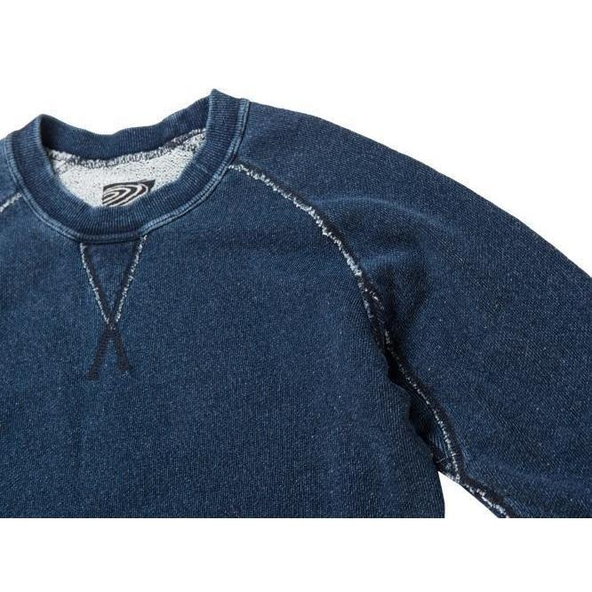 Indigo Pull Over in  - Aesthetic Homage