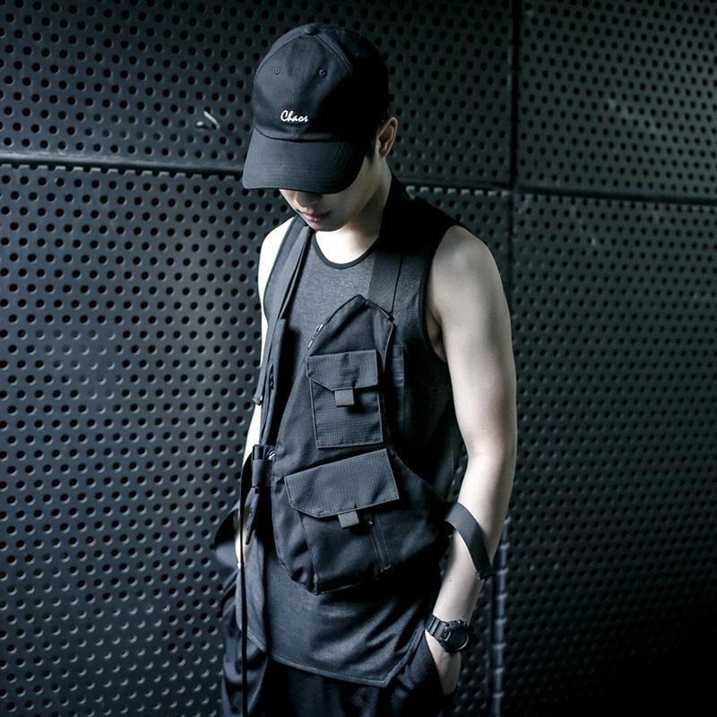 Tactical Vest - Aesthetic Homage