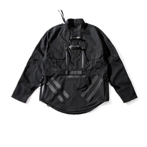 FOG-S05 Tactical Shirt - Aesthetic Homage | Noragi | Lhamo