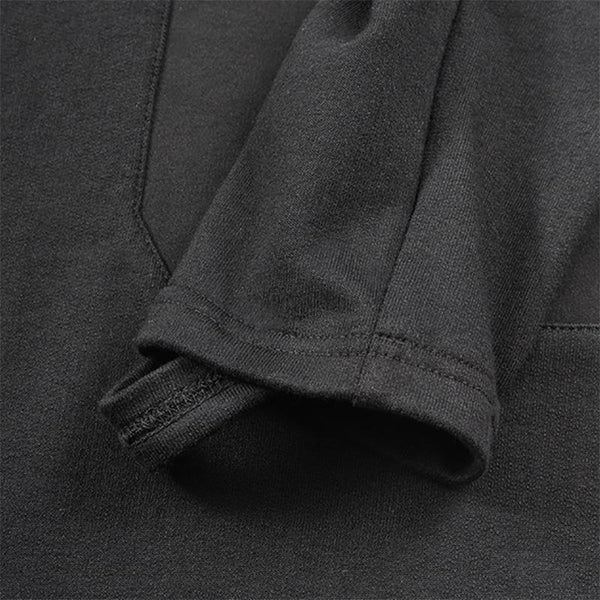 NS-14 Zip Sweater - Aesthetic Homage  | Techwear | Noragi | Lhamo | Men's Kimono