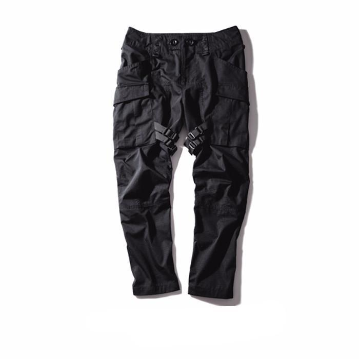 PTI-1 Tactical Pants - Aesthetic Homage  | Techwear | Noragi | Lhamo | Men's Kimono
