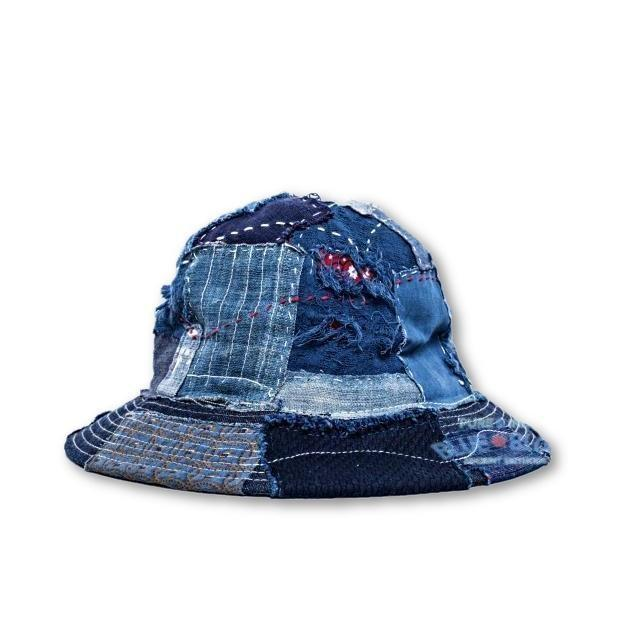 Boro Fisherman Hat - Aesthetic Homage