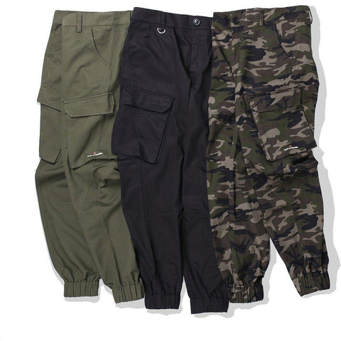 Military Jogger - Aesthetic Homage | Noragi | Lhamo
