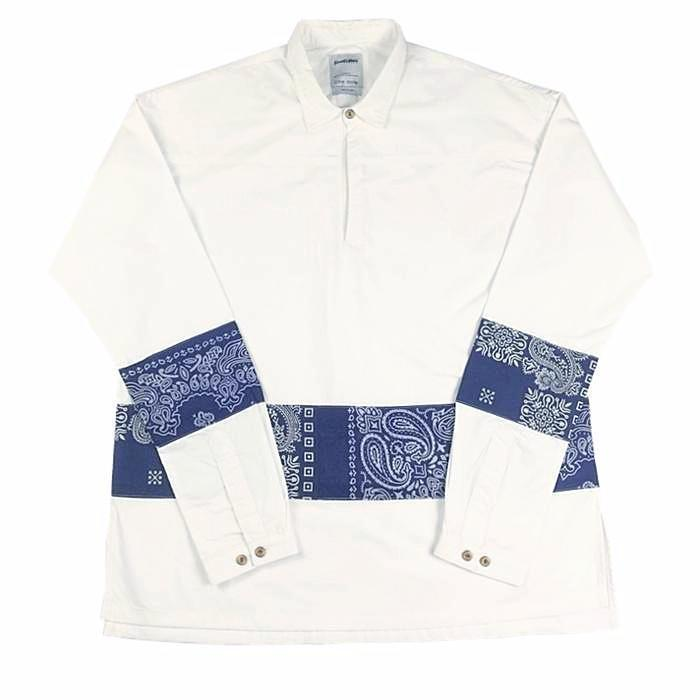 Paisley Tunic Shirt - Aesthetic Homage