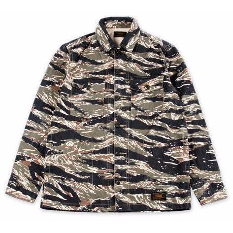 Tiger Camo Jacket in  - Aesthetic Homage